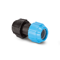 Polyfast Polyethylene Compression Fittings