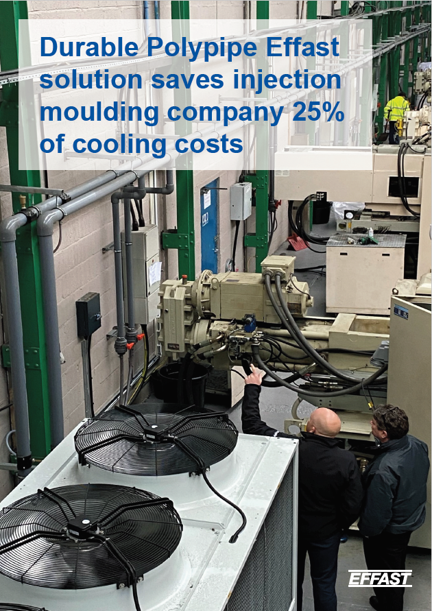 Plastic Injection Moulding Cooling System Case Study