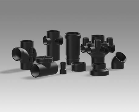 Terrain FUZE product render