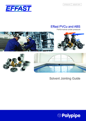 Effast Jointing Guide
