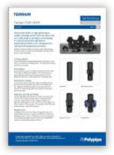 Technical Bulletin Issue 5 Terrain FUZE HDPE
