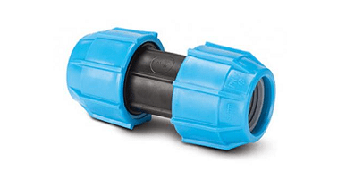 Polyfast Water Service Pipe Compression Fittings