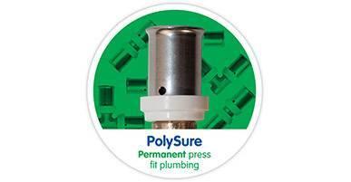 PolySure Press Fit Fittings
