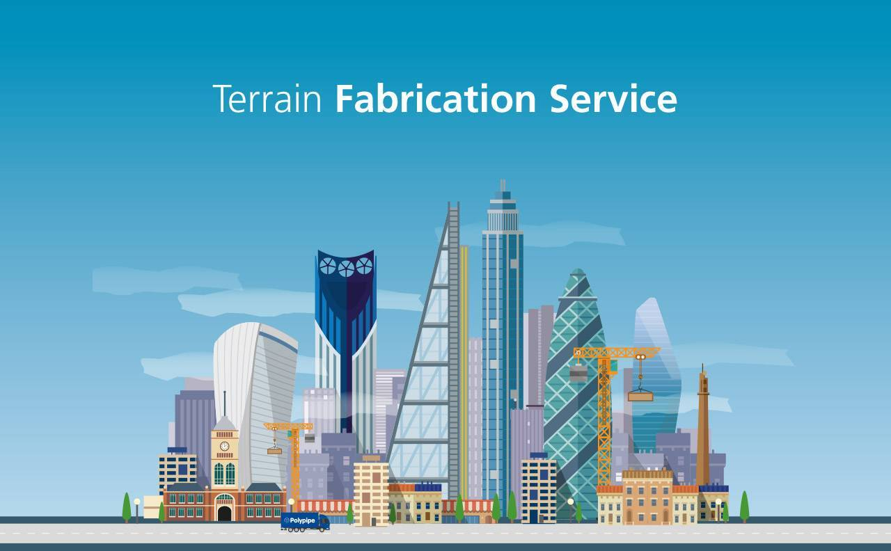 Terrain Fabrication Service