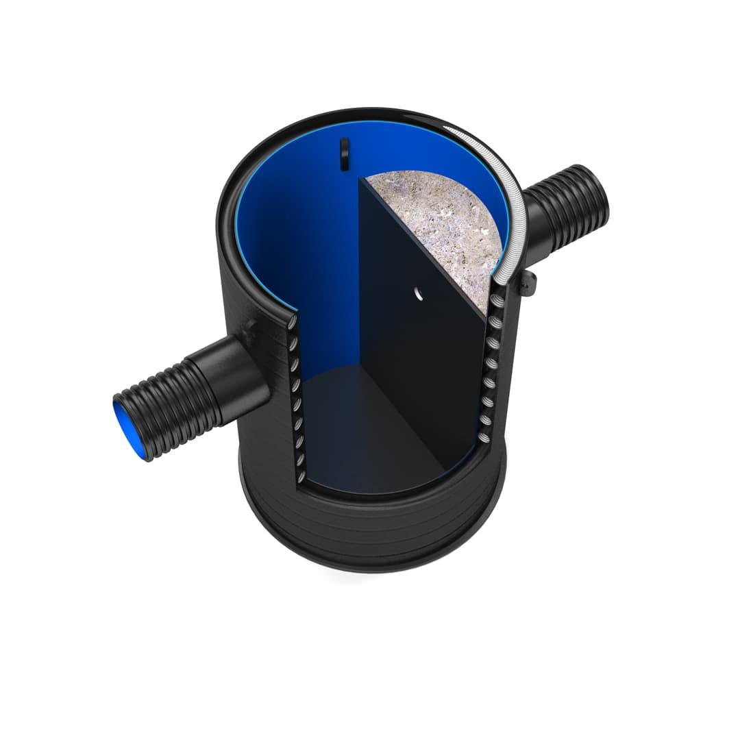 RIDGISTORMCheck Orifice Plate Flow Control Chambers