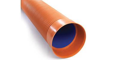 Ridgisewer Integrally Socketed Pipe