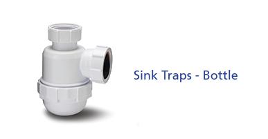Sink Traps - Bottle