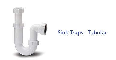 Sink Traps - Tubular