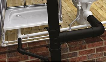 Above Ground Drainage Polypipe