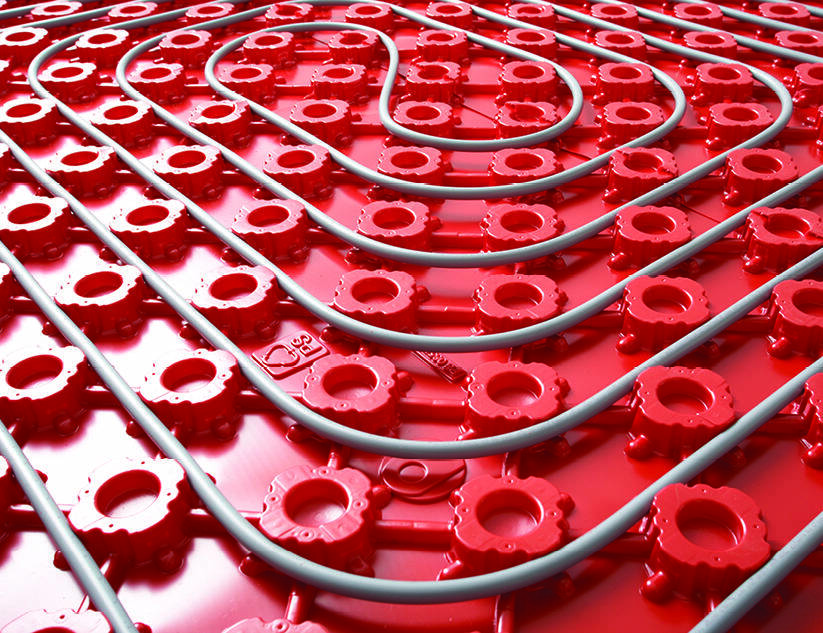 Polypipe Underfloor Heating Polypipe