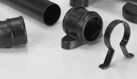 Elegance Cast Iron Effect Rainwater System