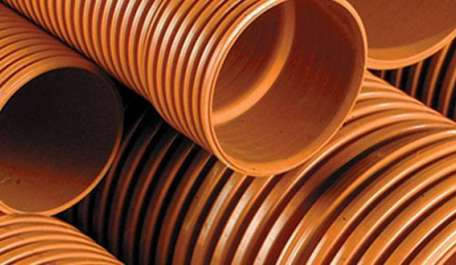 Polysewer 150-300mm Adoptable Sewerage Pipes