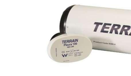 Terrain P.A.P.A® (Positive Air Pressure Attenuator) & Pleura vent system for commercial and public buildings
