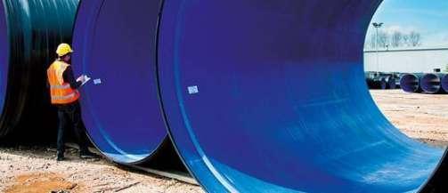 Ridgistorm Engineered Design Pipes