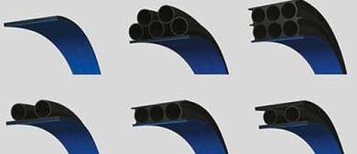 Ridgistorm Pipe Profile Designs