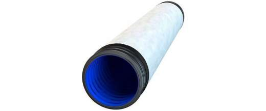 Ridgitreat 100-300mm Surface Water Treatment Pipes
