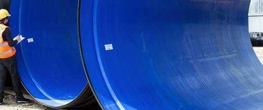 Ridgistorm-XL Pipe System