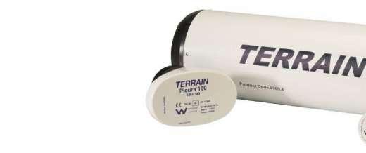 Terrain P.A.P.A.® (Positive Air Pressure Attenuator) & Pleura Vent System