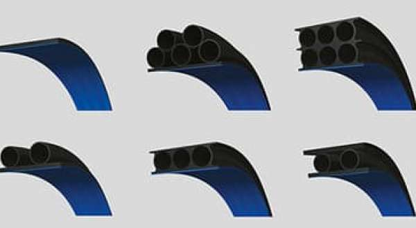 Ridgistorm Pipe Profile Designs
