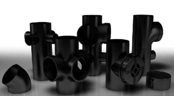 Terrain FUZE HDPE Soil & Waste Polypipe Building Services