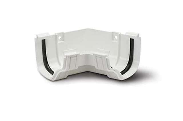 External & Internal Angle Internal 120° Fix to fascia with 2 screws.