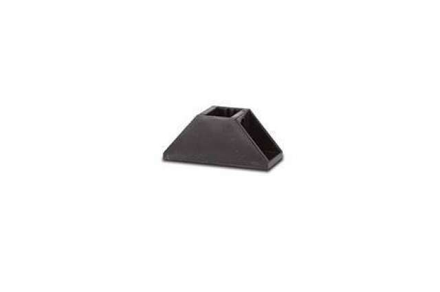 Pipe Clips (Metal) 4in/110mm. Backplate (PVC) use with SM41 & SM42
