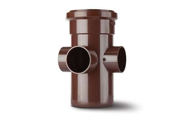 Boss Pipe 4in/110mm. Requires Boss Adaptor