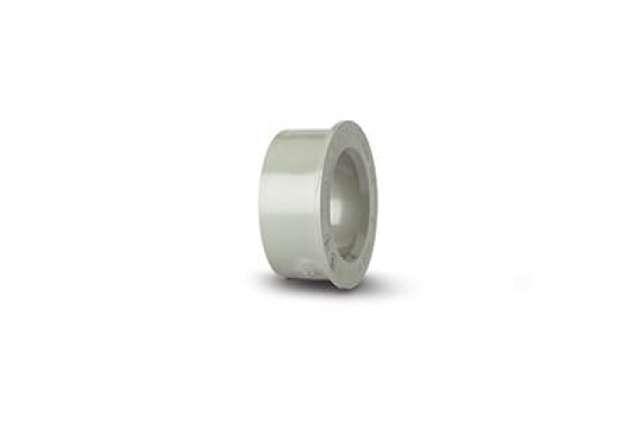 Boss Adaptor - Solvent (ABS/MuPVC - Pipe Only) 40mm. EN1455-1, EN1329-1.