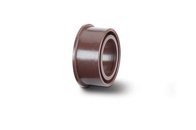 Solvent Adaptor for ABS/ MuPVC Pipe only 50mm.