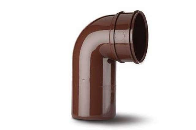 Bend 4in/110mm. 90° Close Couple. (Socket/Spigot)