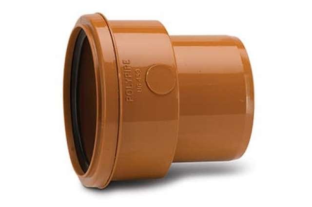 UG459 - Underground Drainage 110mm Super Clay Pipe Adaptor