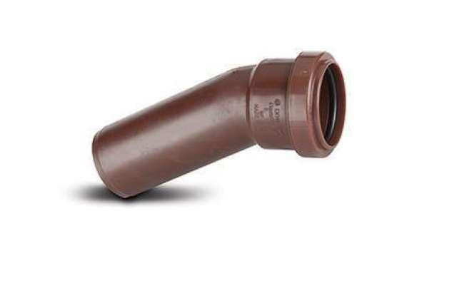 Soil Boss Bend 32mm. 157½°.