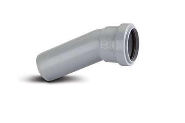 Soil Boss Bend 40mm. 157½°.