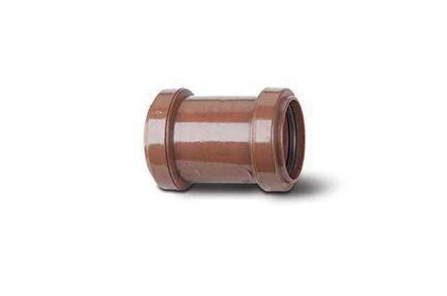 Straight Coupling 40mm.