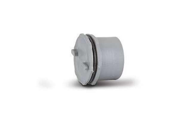 Screwed Access Plug 32mm.