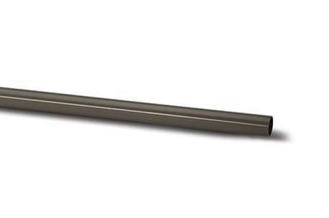 WS11G - Waste Solvent Weld ABS 32mm 3m Pipe Grey | Polypipe