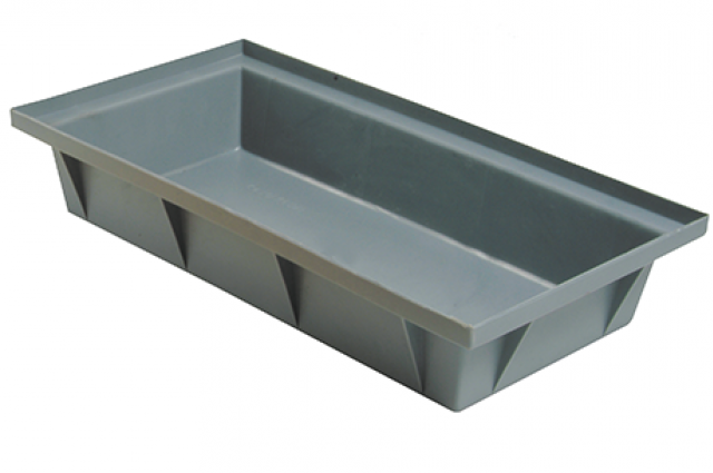 JIB1 - Polypipe 75mm Deep Junction Box Grey | Polypipe