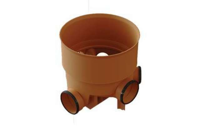 SFARB1 - 450 Pipe Riser Base 150mm Polysewer/110mm | Polypipe