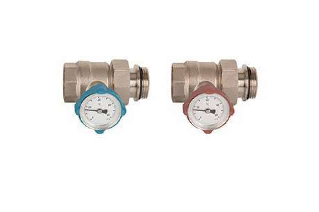UFHIVP1 - Push-Fit Plastic Manifold Isolation Valves | Polypipe