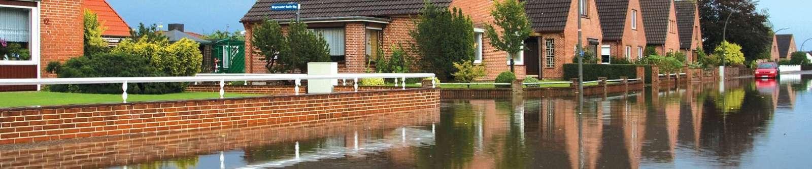 Flood Alleviation Banner