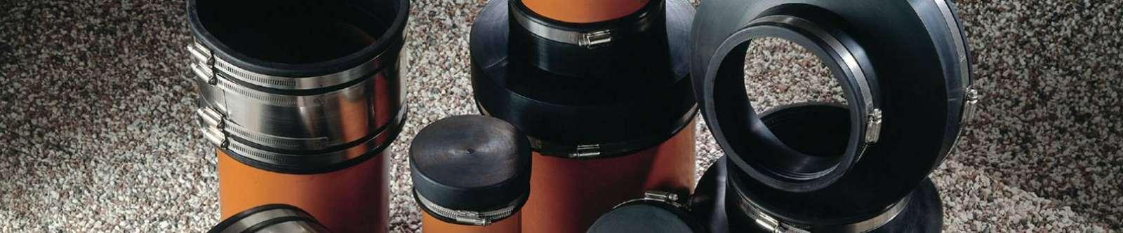 Flexicon Rubber Couplers & Adaptors