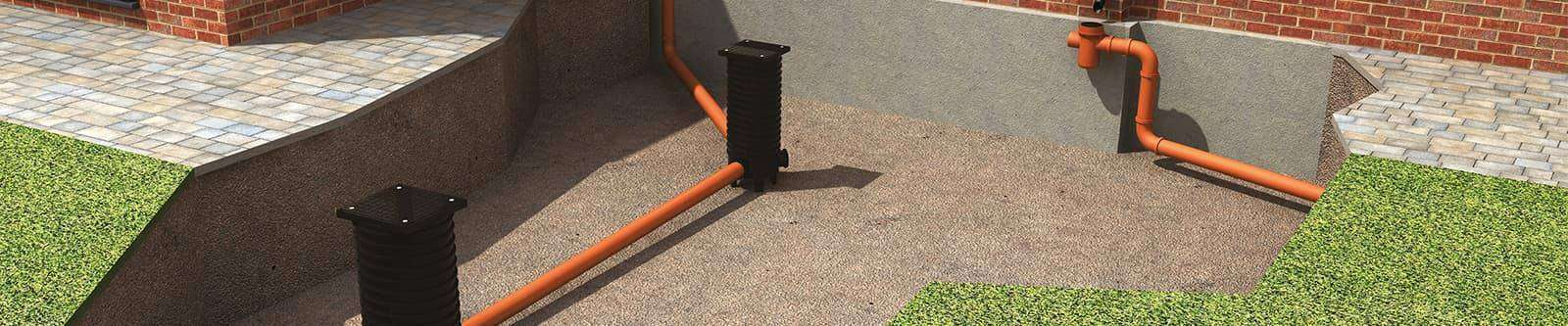Below Ground Drainage Systems