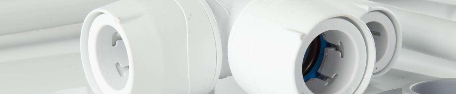 Plastic Plumbing System - Polymax