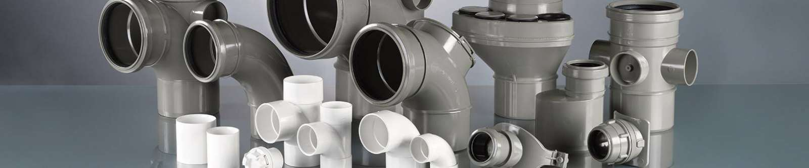 Terrain PVC solvent weld soil drainage pipe system for commercial buildings