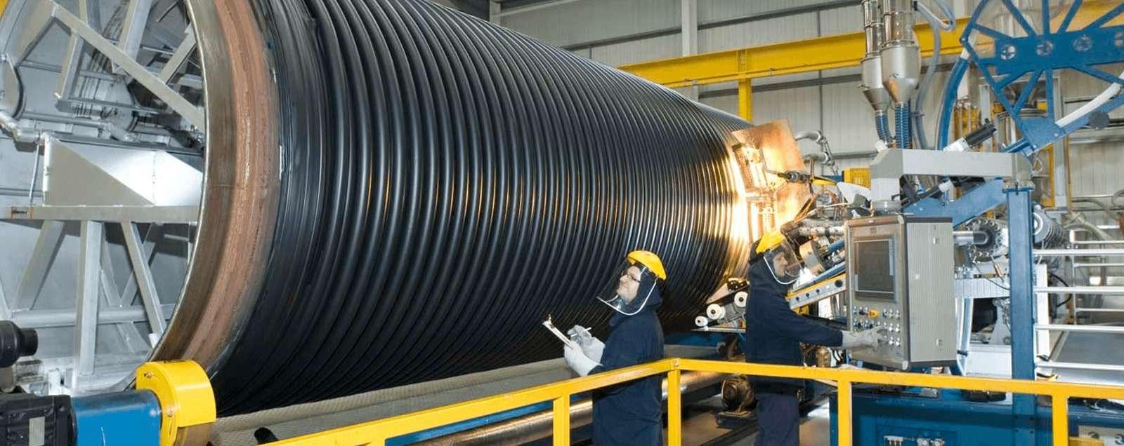 Ridgistorm XL Manufacture
