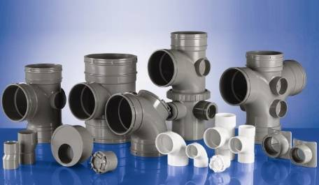 Terrain soil and waste plastic pipe systems for the commercial market