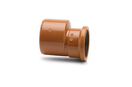Underground Drain 110mm Level Invert Reducer To 82mm