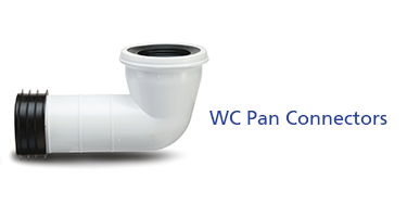 WC Pan Connectors | Polypipe